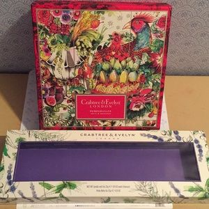 Crabtree & Evelyn London Boxes